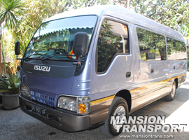 rental mini bus di bali