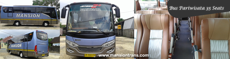 bus mansion trans bali